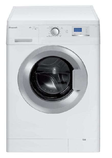 Máy giặt lồng ngang Brandt BWF7212E nhập khẩu nguyên chiếc từ Pháp