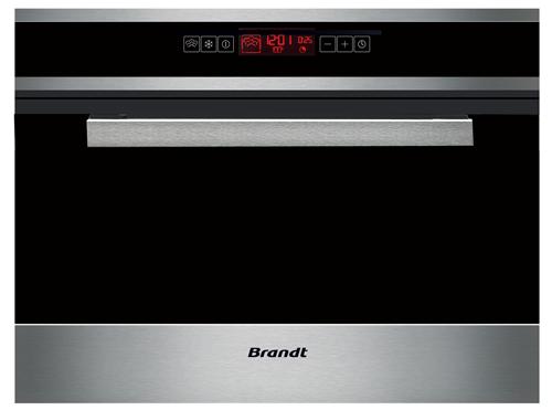 Lò hấp Brandt FV1245X nhập khẩu nguyên chiếc từ Pháp.