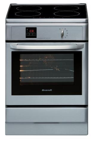 Bếp tủ độc lập liền lò Brandt KIP710X nhập khẩu nguyên chiếc từ Pháp.