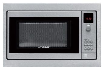 Lò vi sóng kèm nướng Brandt ME1040X nhập khẩu nguyên chiếc từ Pháp.