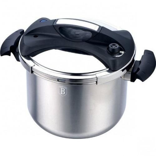 Turbo cooker pressure 6l, Stanless steel