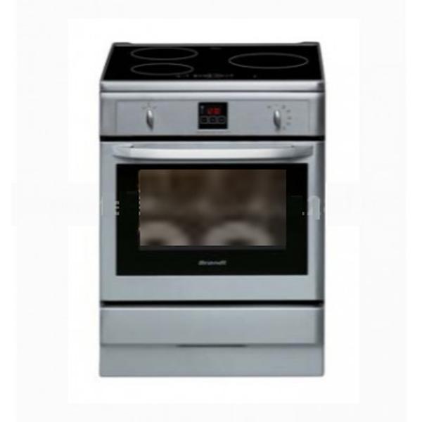 Bếp tủ liền lò nướng Brandt KIP100X nhập khẩu từ Pháp.