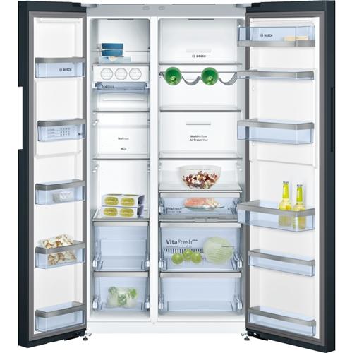 Tủ Lạnh Side By Side Bosch KAN92LB35 tiện dụng và hiện đại