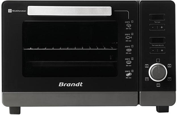Lò nướng Brandt FC265MHB nhập khẩu nguyên chiếc từ Pháp.