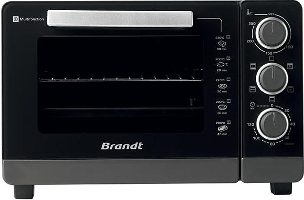 Lò nướng Brandt FC265MB nhập khẩu từ Pháp.