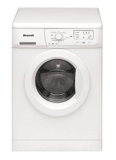 Máy giặt Brandt WFA106A nhập khẩu từ Pháp.