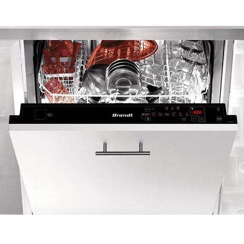 Máy rửa bát Brandt VH1205JE nhập khẩu nguyên chiếc từ Pháp.