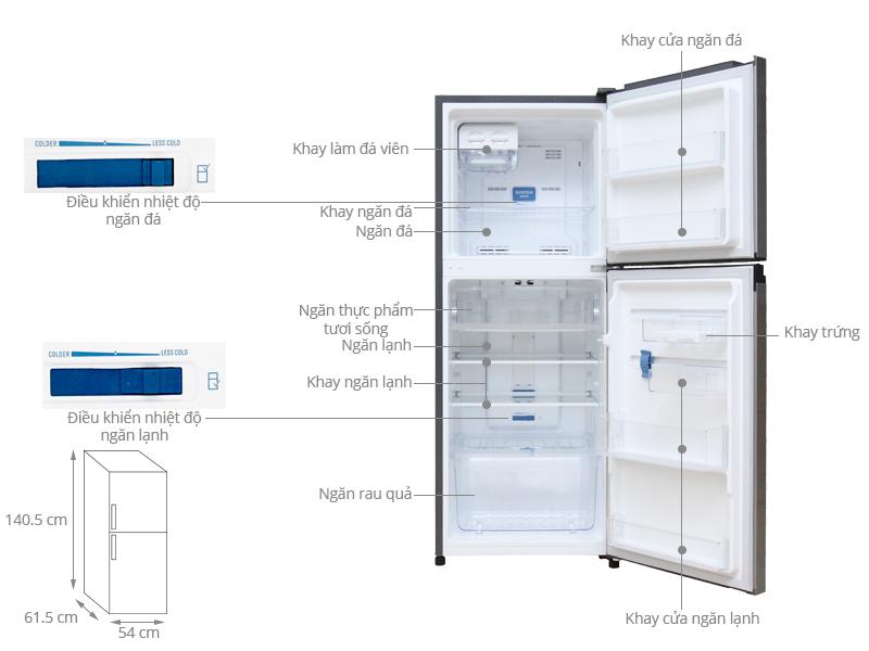 Tủ lạnh âm Electrolux ENN2754AOW